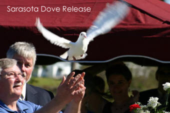 funeral dove release