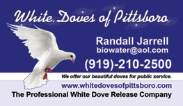 White Doves of Pittsboro